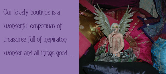 Wishes Emporium Treasures Inspiration